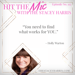 Pushing Past Fears with Holly Warton