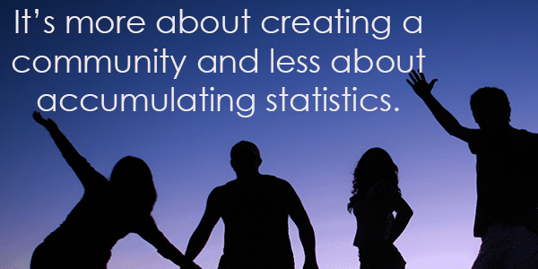 Quality Over Quantity - Why Community is Critical - The Stacey Harris