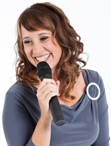 Stand Up and Speak with Chantelle Adams on #HittheMic