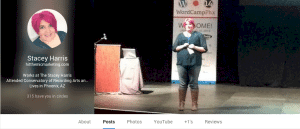 Give Google+ a Chance in 2014 with Stacey Harris