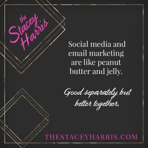 Social Media and Email Marketing... Better Together
