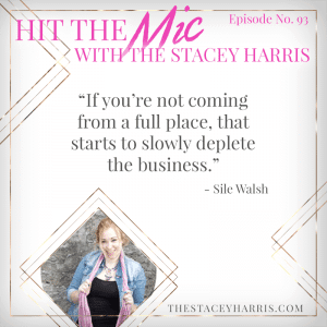 The Importance of Self-Care with Sile Walsh