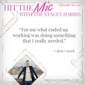 Calvin Correli on Hit the Mic